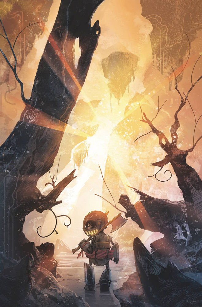 Canto #1 Nick Robles cover