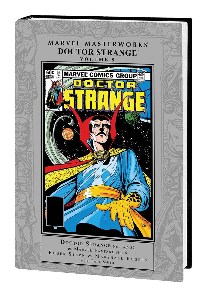 Marvel Masterworks: Doctor Strange Vol. 9