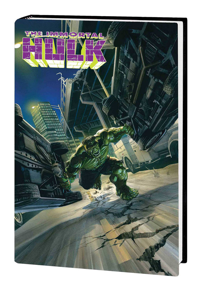 Image: Immortal Hulk Vol. 01 HC  - Marvel Comics