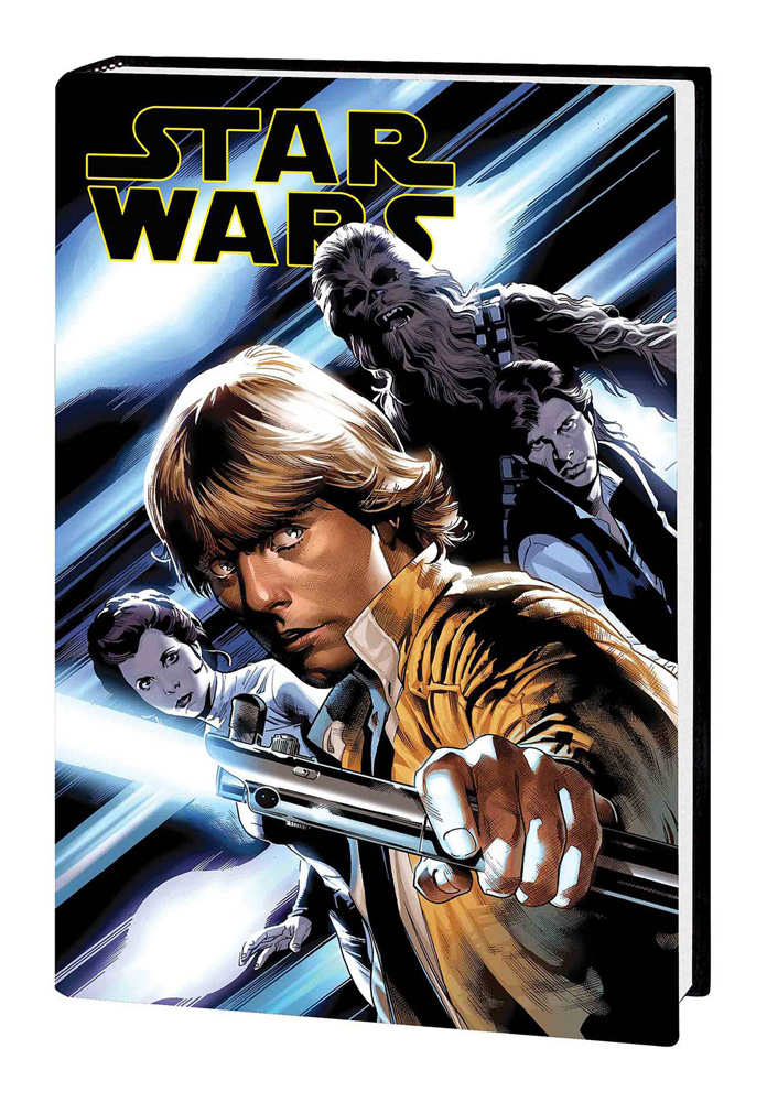 Image: Marvel Art of Star Wars HC  - Marvel Comics