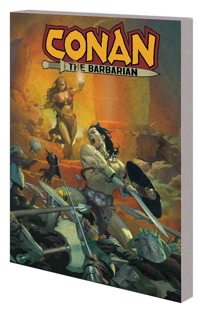 Image: Conan the Barbarian Vol. 01: The Life and Death of Conan Book 01 SC  - Marvel Comics