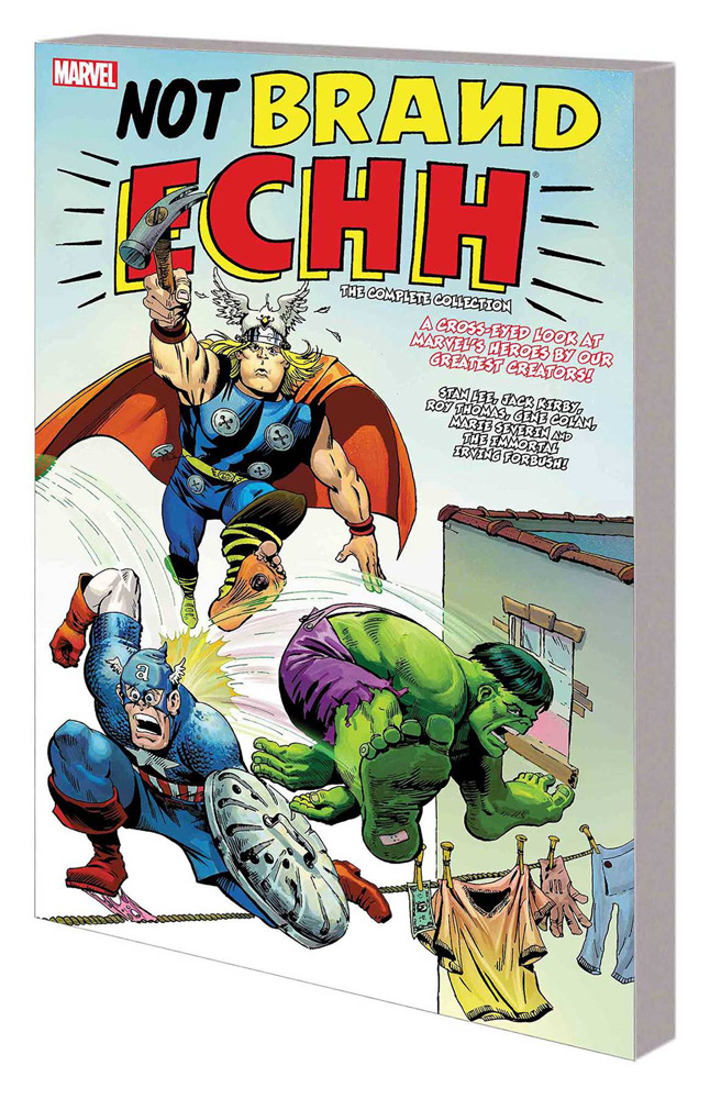 Image: Not Brand Echh: The Complete Collection SC  - Marvel Comics
