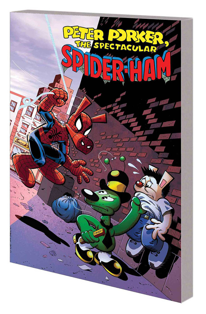 Image: Peter Porker, The Spectacular Spider-Ham: The Complete Collection Vol. 01 SC  - Marvel Comics