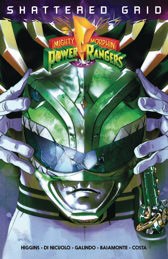 Image: Mighty Morphin Power Rangers: Shattered Grid SC  - Boom! Studios