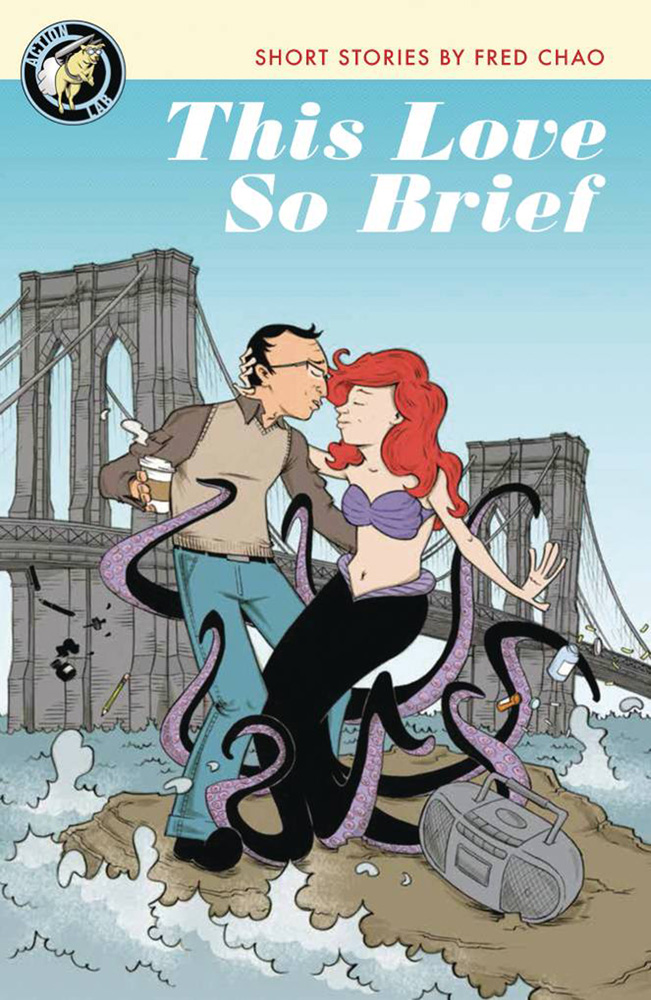 Image: This Love So Brief  - Action Lab Entertainment