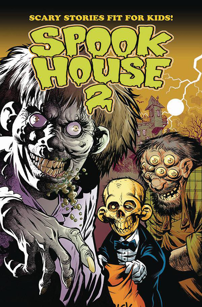 Image: Spookhouse 2 Vol. 01 SC  - Albatross Funnybooks