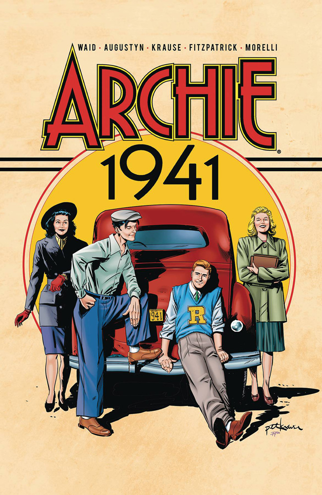 Image: Archie: 1941 SC  - Archie Comic Publications