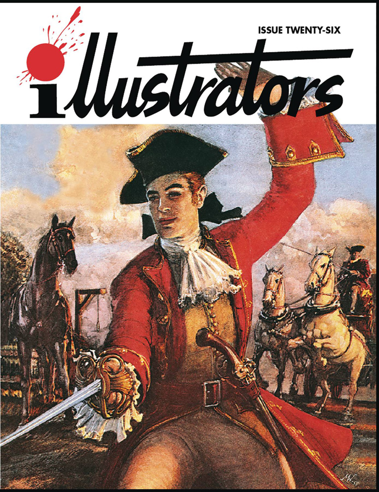 Image: Illustrators Magazine #26 - Book Palace