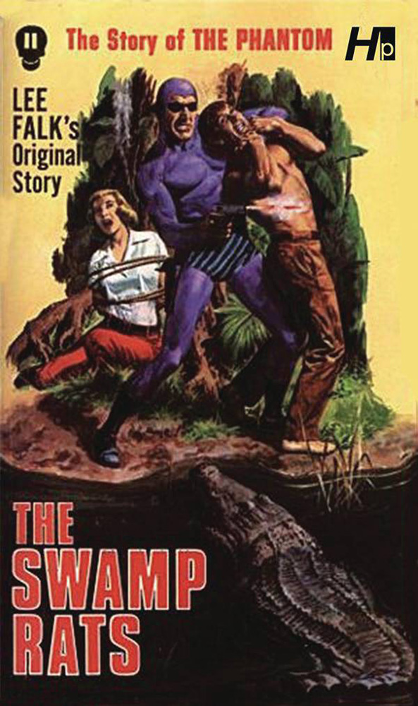 Image: Story of the Phantom Vol. 11: The Swamp Rats SC  - Hermes Press
