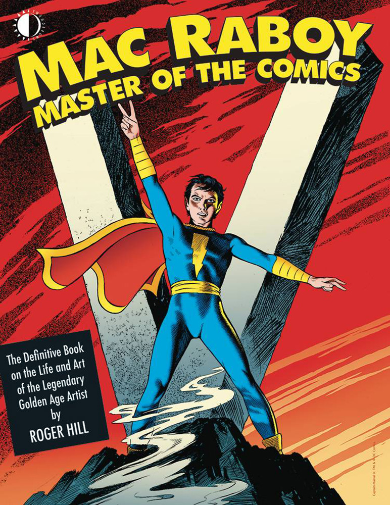 Image: Mac Raboy: Master of the Comics HC  - Twomorrows Publishing