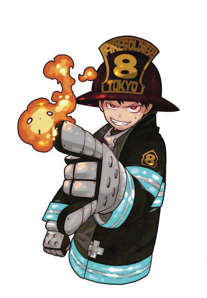 Image: Fire Force Vol. 16 SC  - Kodansha Comics