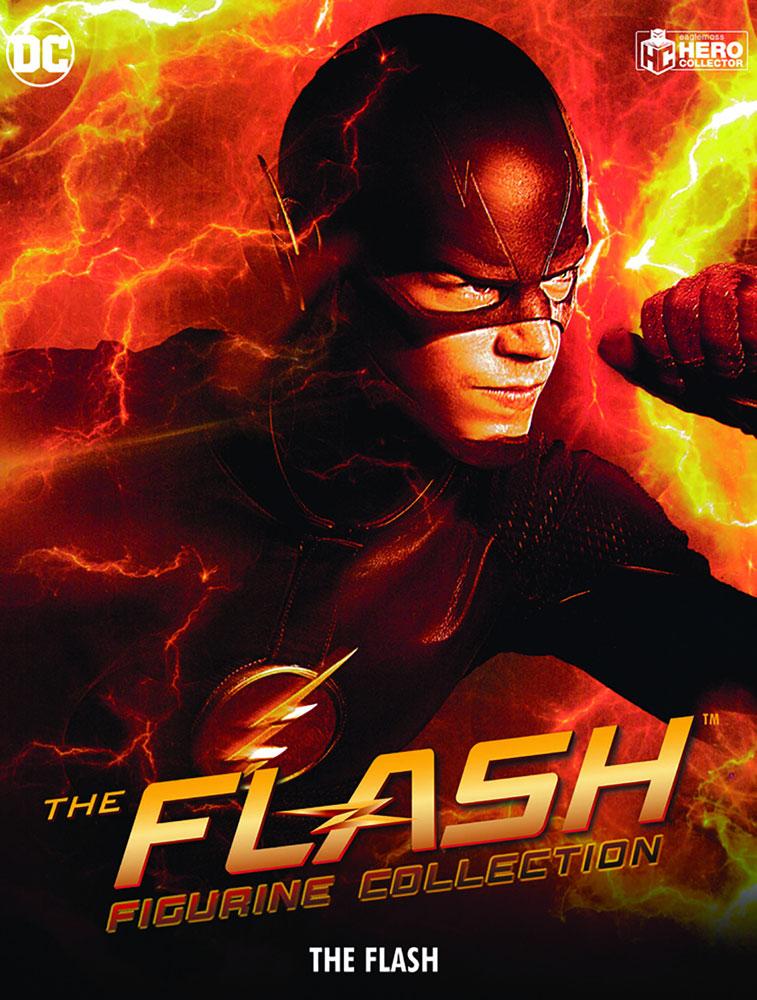 Flash Figurine Collection: The Flash #1 - Eaglemoss Publications Ltd