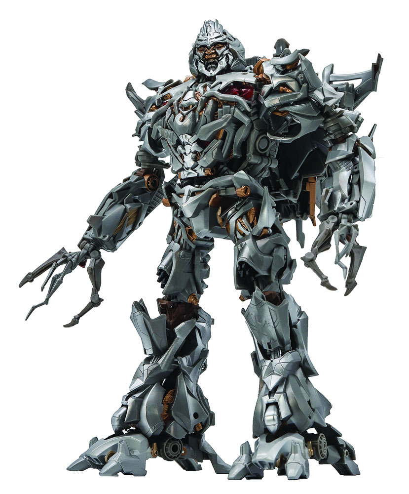 Transformers Movie Masterpiece Action Figure: Megatron  - Hasbro Toy Group