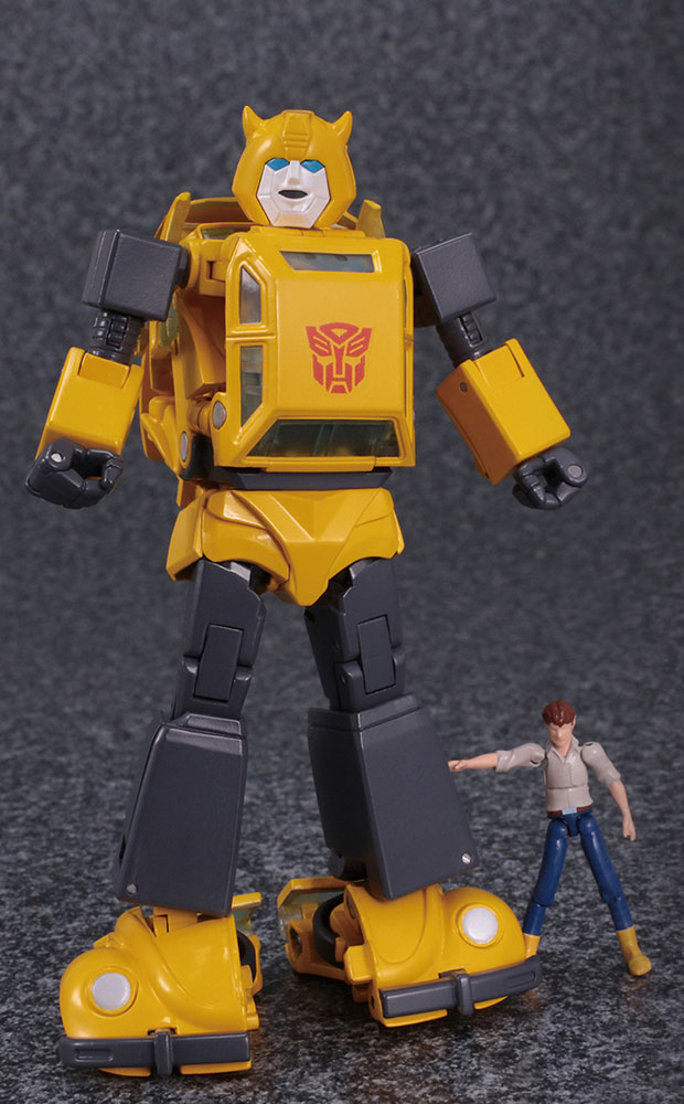 Transformers Masterpiece Action Figure: MP45 Bumblebee  - Hasbro Toy Group