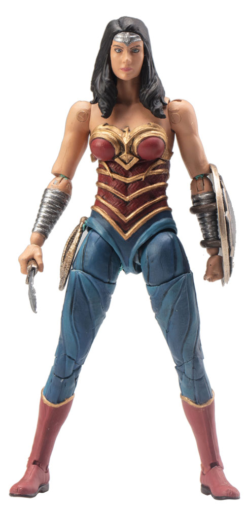 Injustice 2 Figure: Wonder Woman  (1/18 Scale) - Hiya Toys