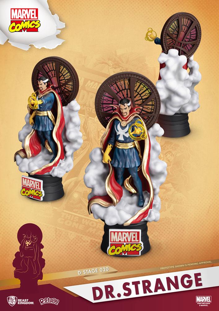 Marvel Comics Diorama Stage 020: Doctor Strange  -