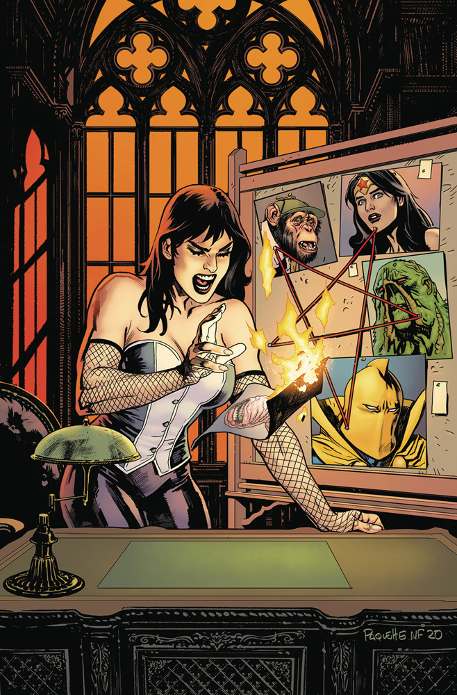 Image: Justice League Dark #24 - DC Comics