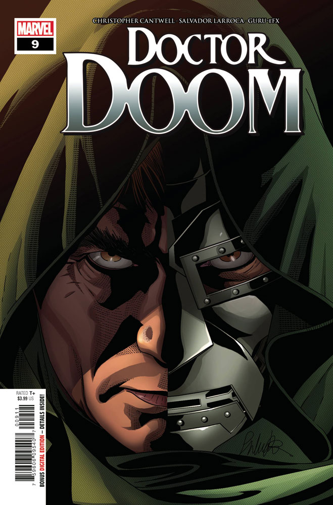 Image: Doctor Doom #9  [2020] - Marvel Comics