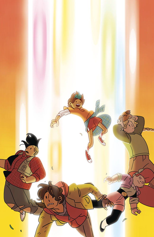 Image: Lumberjanes #75 (cover A - Leyh) - Boom! - Boom! Box