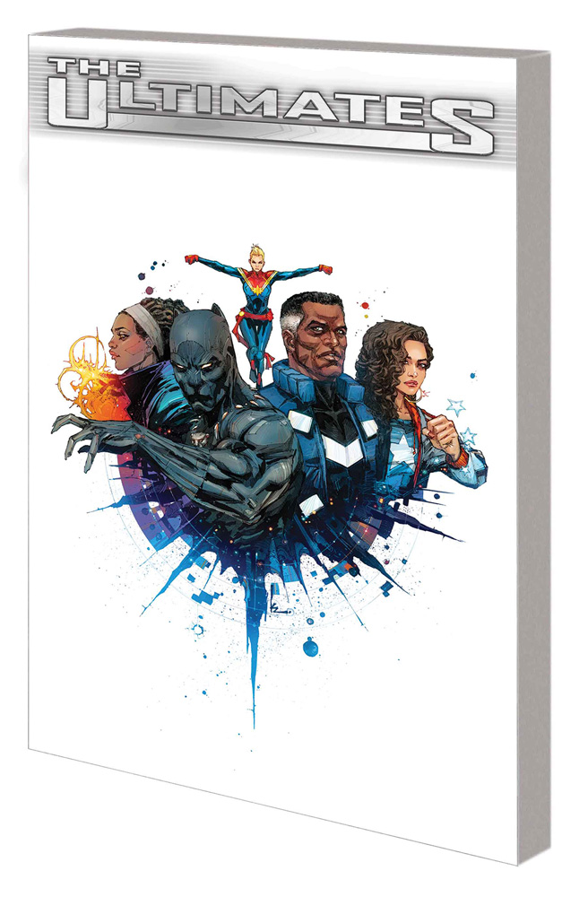 Image: Ultimates by Ewing Complete Collection SC  - Marvel Comics