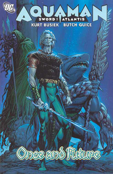 Image: Aquaman: Sword of Atlantis - Once & Future SC  - DC Comics