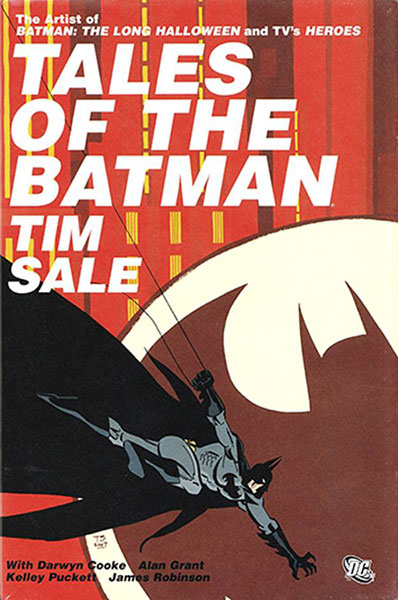 Image: Tales of the Batman: Tim Sale HC  - DC Comics