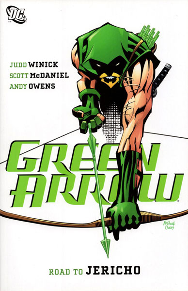 Image: Green Arrow Vol. 09: Road to Jericho SC  - DC Comics
