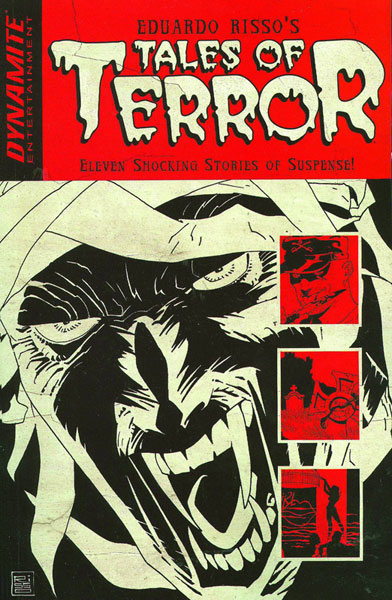 Image: Eduardo Risso's Tale of Terror SC  - D. E./Dynamite Entertainment