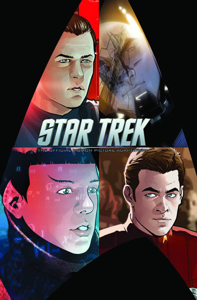 Image: Star Trek: Official Motion Picture Adaptation SC  - IDW Publishing