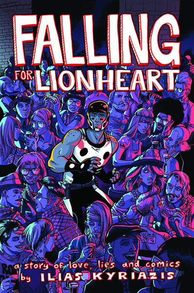 Image: Falling for Lionheart GN  - IDW Publishing