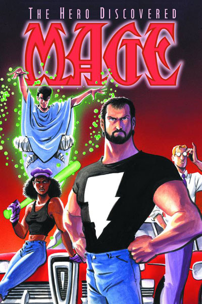 Image: Mage Vol. 01: The Hero Discovered HC  (new printing) - Image Comics
