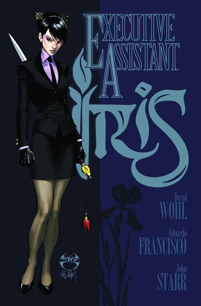 Image: Executive Assistant Iris Vol. 01 SC  - Aspen MLT Inc