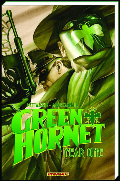 Image: Green Hornet Year One Vol. 01: Sting of Justice SC  - Dynamite