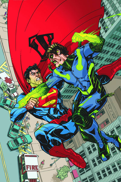 Image: Action Comics Annual #1 - DC Comics