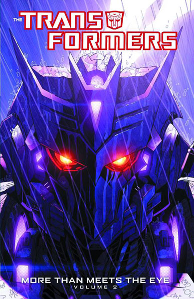 Image: Transformers: More Than Meets The Eye Vol. 02 SC  - IDW Publishing