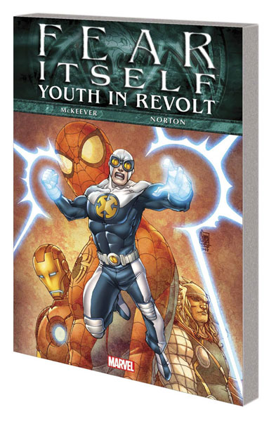 Image: Fear Itself: Youth in Revolt SC  - Marvel Comics