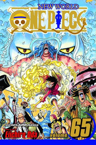 Image: One Piece Vol. 65 SC  - Viz Media LLC