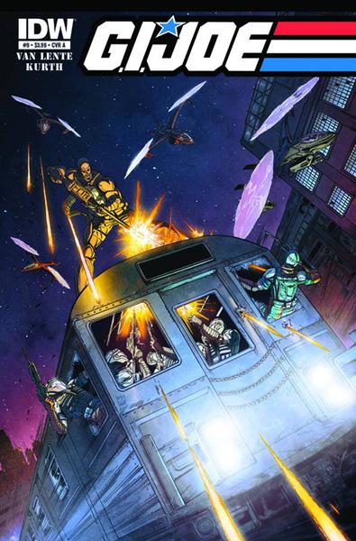 G.I. Joe Vol. 03 #9 - IDW Publishing