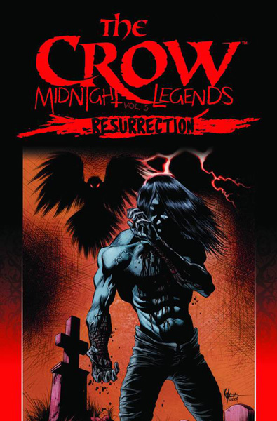 Image: Crow: Midnight Legends Vol. 05: Resurrection SC  - IDW Publishing