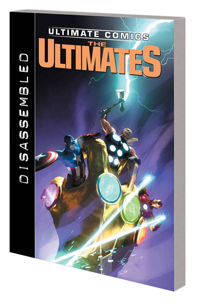 Image: Ultimate Comics Ultimates: Disassembled SC  - Marvel Comics