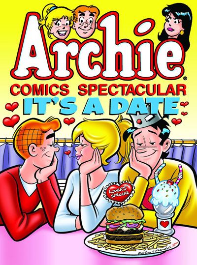 Image: Archie Comics Spectacular: It's a Date SC  - Archie Comic Publications