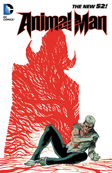 Image: Animal Man Vol. 05: Evolve or Die! SC  (N52) - DC Comics