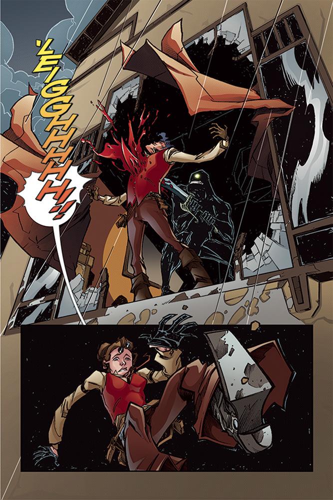 Goners #1 - Image Comics