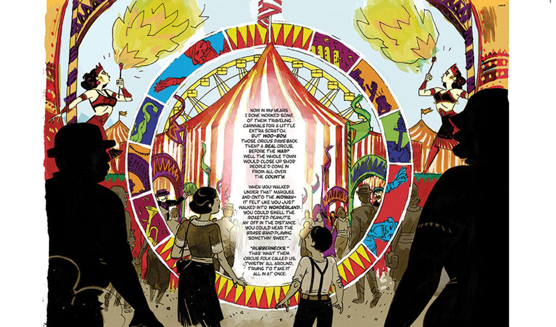 Blackhand Comics HC  - Image Comics