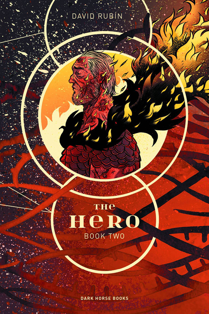 Image: Hero Book 02 HC  - Dark Horse Comics