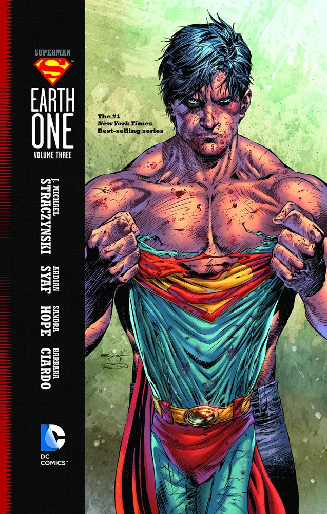 Image: Superman: Earth One Vol. 03 SC  - DC Comics