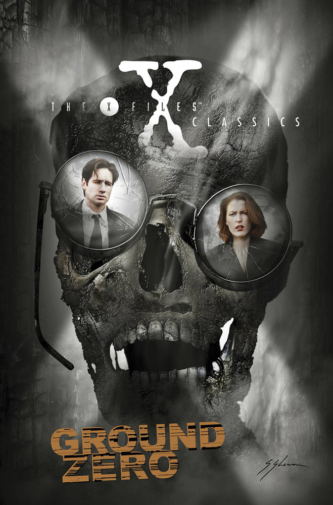 Image: X-Files Classics: Ground Zero SC  - IDW Publishing