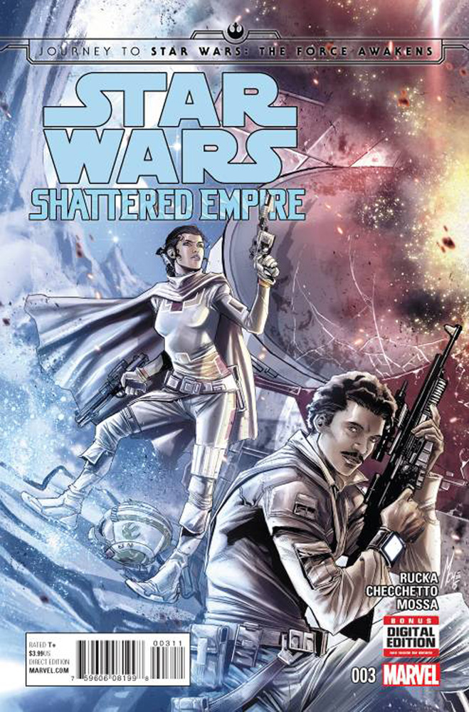 Image: Journey to Star Wars: The Force Awakens - Shattered Empire #3 - Marvel Comics