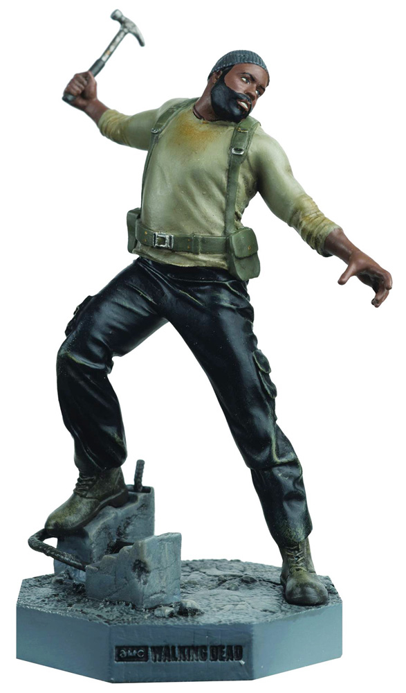 Image: Walking Dead Collector's Model: Tyreese  - Eaglemoss Publications Ltd