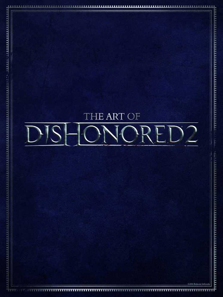 Image: Art of Dishonored 2 HC  - Dark Horse Comics